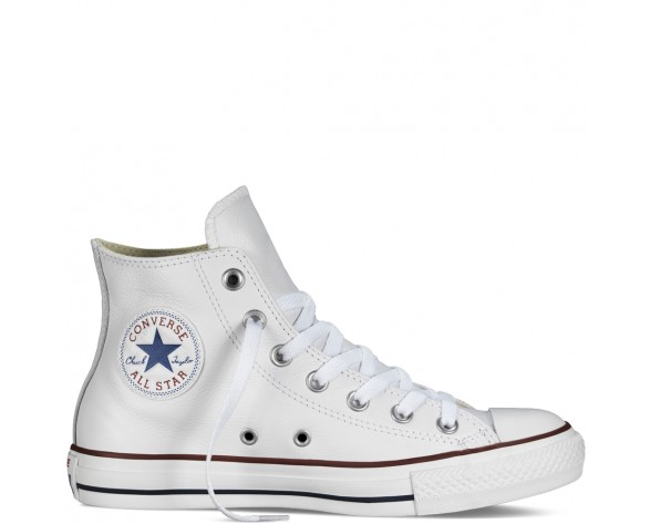 Zapatillas Converse para mujer chuck taylor all star leather blanco_184