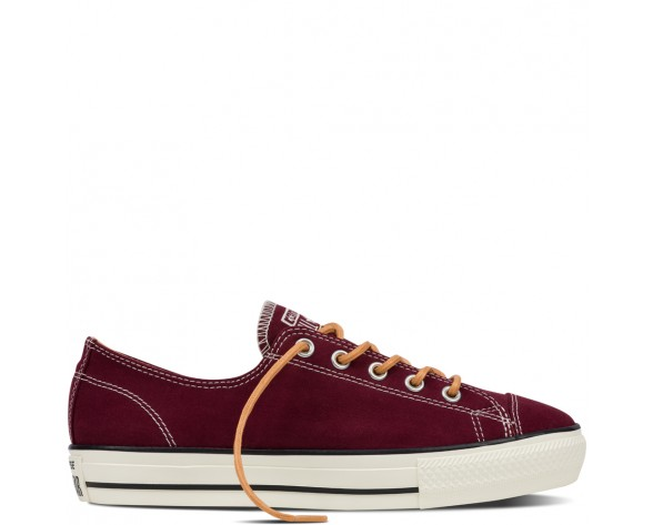 Zapatillas Converse para mujer chuck taylor all star deep bordeaux/biscuit/egret_074