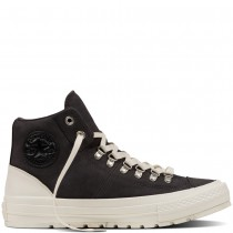 Zapatillas Converse para mujer chuck taylor all star street hiker almost negero/egret/ash grey_213