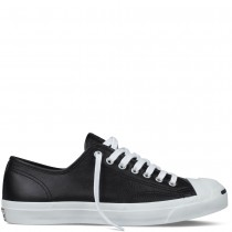 Zapatillas Converse para mujer jack purcell leather classic negero_035