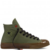 Zapatillas Converse para mujer chuck taylor all star '70 fatigue verde_008