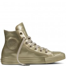 Zapatillas Converse para mujer chuck taylor all star metallic light gold/light gold_095