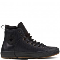 Zapatillas Converse para hombre chuck ii waterproof mesh negroed leather boot negero_065