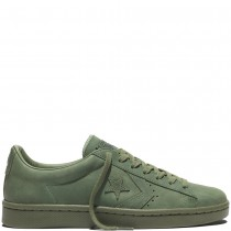 Zapatillas Converse para hombre cons pro leather '76 mono fatigue verde mono_033