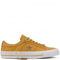 Zapatillas Converse para hombre cons one star leather soba/ash grey/gum_017