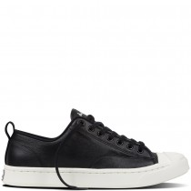 Zapatillas Converse para hombre jack purcell m-series leather negeronegero/egret_009