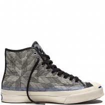 Zapatillas Converse para hombre jack purcell signature quilted negero_029