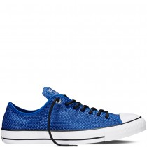 Zapatillas Converse para hombre chuck taylor all star cloth roadtrip azul/negero/blanco_025