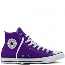 Zapatillas Converse para hombre chuck taylor all star fresh electric purple_063