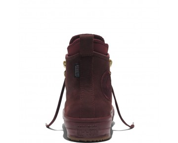 Zapatillas Converse para mujer chuck ii cute to waterproof deep bordeaux/deep bordeaux_005