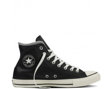 Zapatillas Converse para mujer chuck taylor all star leather negero_189