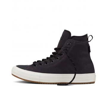 Zapatillas Converse para mujer chuck ii shield canvas almost negero_001