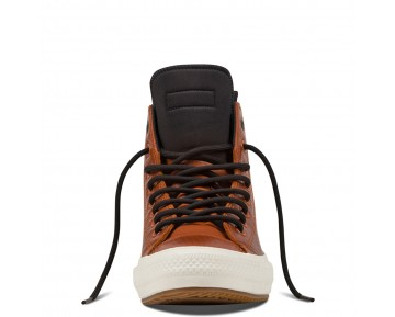 Zapatillas Converse para mujer chuck ii waterproof mesh negroed leather boot antique sepia/negero/egret_064