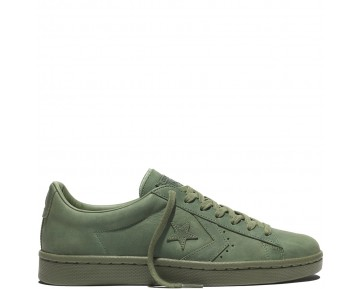 Zapatillas Converse para mujer cons pro leather '76 mono fatigue verde mono_032