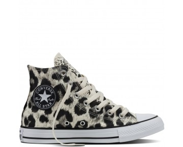 Zapatillas Converse para mujer chuck taylor all star animal print parchment animal_142