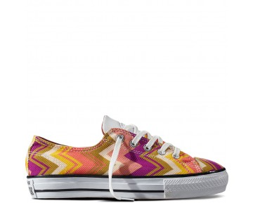 Zapatillas Converse para mujer chuck taylor all star high line missoni egret_178
