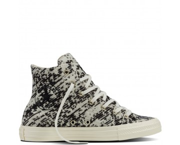 Zapatillas Converse para mujer chuck taylor all star gemma winter knit egret_176