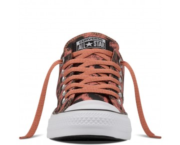 Zapatillas Converse para mujer chuck taylor all star animal print rosa blush animal_143