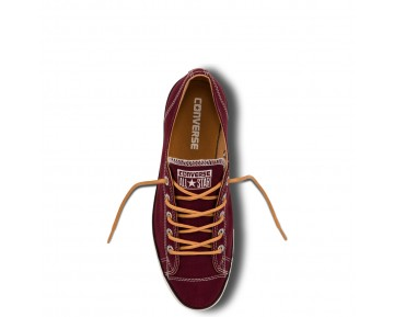 Zapatillas Converse para mujer chuck taylor all star deep bordeaux/biscuit/egret_075