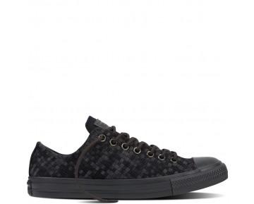 Zapatillas Converse para mujer chuck taylor all star denim woven negero/storm wind/storm wind_050