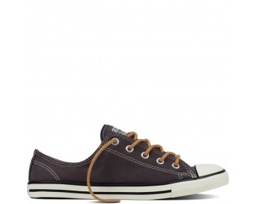 Zapatillas Converse para mujer chuck taylor all star dainty almost negero/biscuit/egret_047