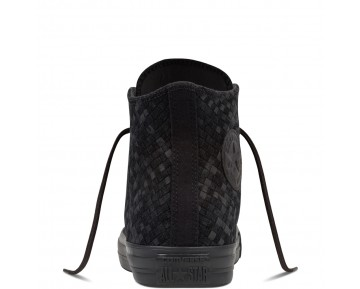 Zapatillas Converse para mujer chuck taylor all star denim woven negero/storm wind/storm wind_051