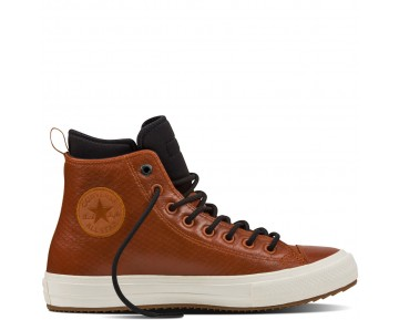 Zapatillas Converse para hombre chuck ii waterproof mesh negroed leather boot antique sepia/negero/egret_066