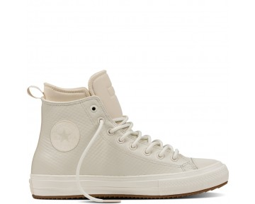 Zapatillas Converse para hombre chuck ii waterproof mesh negroed leather boot egret/egret/negero_067