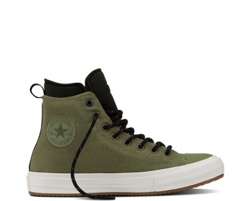 Zapatillas Converse para hombre chuck ii shield canvas fatigue verde_002