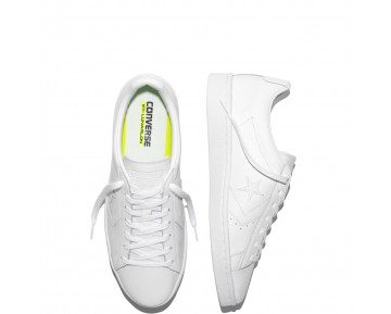 Zapatillas Converse para hombre cons pro leather '76 triple blanco/blanco/blanco_040