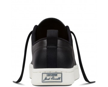 Zapatillas Converse para hombre jack purcell m-series leather negeronegero/egret_011