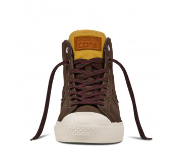 Zapatillas Converse para hombre cons star player suede hot cocoa/soba/navy_048