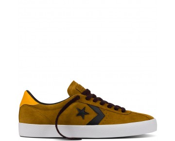 Zapatillas Converse para hombre cons break point suede antiqued/negero/blanco_001