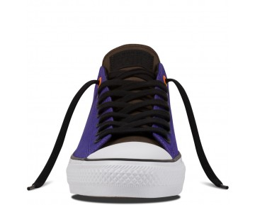 Zapatillas Converse para hombre cons ctas pro leather candy grape/hot cocoa/negero_006