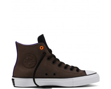Zapatillas Converse para hombre cons ctas pro leather dark chocolate_007