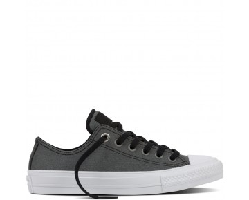 Zapatillas Converse para hombre chuck ii two-tone leather negero_062