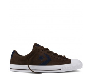 Zapatillas Converse para hombre cons star player suede hot cocoa_050