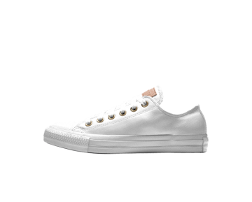 Zapatillas Converse Unisex chuck taylor leather blanco_028