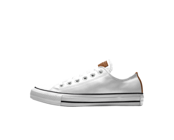 Zapatillas Converse Unisex chuck taylor leather blanco_031